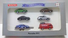"Wiking PMS 81-45 ""Porsche 911 Kollektion Historica""  1:87 OVP"