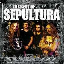 The Best Of Sepultura CD ROADRUNNER PRODUCTIONS