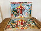 Vintage 1967 BBC TV MAGIC ROUNDABOUT WOODEN JIGSAW PUZZLE by Arrow Games No3164W