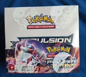 Display box Impulsion XY Turbo Pokémon scellé VF