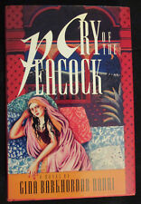 Cry of the Peacock by Gina Nahai 1st edition 1991 inscribed by author