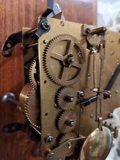 ANTIQUE HERSCHEDE CLOCK MOVEMENT ( WESTMINSTER)