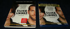 Silver Linings Playbook (Blu-ray Disc, 2013) | BRAND NEW
