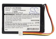 NEW F724035958 Battery for TomTom One XL, XL 325, A1 LG ICP523450 C1
