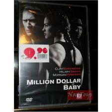 MILLION DOLLAR BABY Clint Eastwood Hilary Swank Film DVD Nuovo Originale
