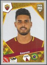 PANINI-2018 FIFA 365- #371-AS ROMA-EMERSON