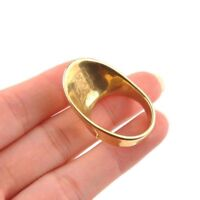 1PCS Pure Copper Thumb Ring Protective Thumbs Archer's Archery Fit Longbow Bow