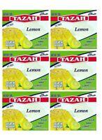 Tazah Lemon Jello Halal 6 Pack by Al Amin Foods - جيلية بطعم  الليمون حلال