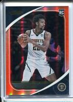 ZEKE NNAJI 2020-21 PANINI ABSOLUTE #25 ROOKIE #'D 17/75 DENVER NUGGETS RC
