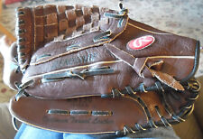 """RAWLINGS RENEGADE RS130 LEATHER BASE/SOFTBALL GLOVE 13"""" - LEFT. HAND THROWER"""