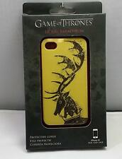 HBO Game of Thrones House Baratheon iPhone 4 4S Protective Cover Case by gear4