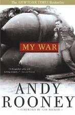My War, Andy Rooney, 1586481592, Book, Acceptable