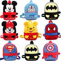 Toddler Kids Girl Boy Baby Schoolbag Small Shoulder Bags Mini Backpack Rucksack