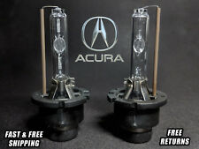 OE HID Headlight Bulb For Acura RL 1999-2012 Low Beam Stock Fit Qty of 2