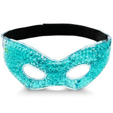 Cooling Eye Ice Masks Gel for Headaches,Migraines and Stress Relief Green