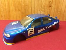 Parma PSE Ford Mondeo Blue Sedan 1/10 Scale R/C Body Losi Yokomo RC10 TouringCar