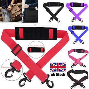 Plastic Nylon Shoulder Bag Belt Strap Crossbody Adjustable Replacement Handbag