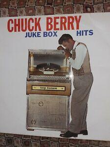 Chuck Berry Original LP Juke Box Hits Rock n Roll Rockabilly