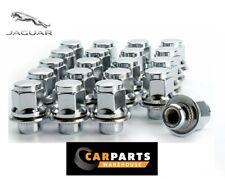 Jaguar X-Type Alufelgen Radmuttern m12 x 1.5 Chrom 21mm Sechskant Muttern X 20 Flach SEAT