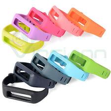Cinturino silicone bracciale fascia p Fitbit One Activity Tracker TH186 ricambio