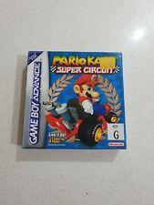 Mario kart super circuit Aus NEW Nintendo Gameboy advance⭐OZ SELLER GET IT FAST
