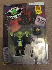 Little Dracula With Batty And Vampire Gear Figure Dreamworks Vintage 1991
