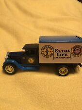 1929 Dodge Bros. The Continental Oil Co. Freight Bank Die Cast Truck