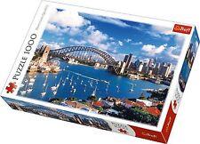Trefl 916 10206 Port Jackson Sydney Puzzle