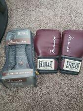 Muhammad Ali Signature Series 12oz Pro Style Boxing Gloves