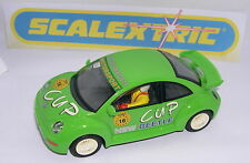 SCALEXTRIC C-2299W VOLKSWAGEN BEETLE MUG #18 UNIQUEMENT ENSEMBLE C-1051
