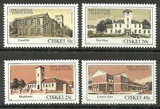 Ciskei - Schulen Satz postfrisch 1983 Mi. 43-46