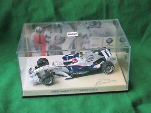 MINICHAMPS F1.07 BMW SAUBER  R KUBICA 1/43 #2701