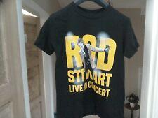 Rod Stewart UK Tour 2019 T Shirt Size S
