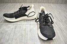 adidas Ultraboost 19 B75879 Running Shoes, Women's Size 8 - Black/White