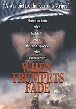 When Trumpets Fade (Ron Eldard) - Region Free DVD - Sealed
