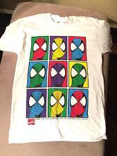 Rare Vintage 1993 spiderman marvel entertainment mens t-shirt size L Large