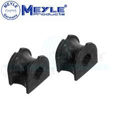 2x Meyle (Allemagne) anti roll bar buissons essieu avant gauche & droite no: 714 110 0001