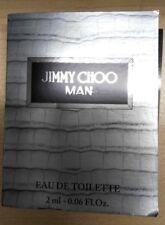 JIMMY CHOO MAN POUR HOMME 2 ML VIAL SAMPLE!!!