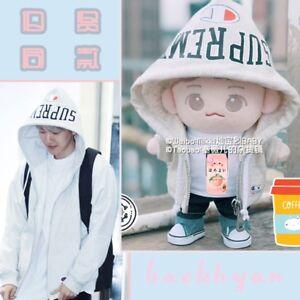Hand-made Kpop EXO XOXO BAEK HYUN Doll Clothes Hoodie Cost Gift custom Be