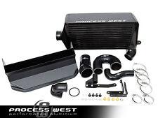 Process West Verticooler Top Mount fits Subaru WRX MY08-14 PWTMIC13B Black fi...