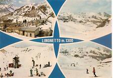 LIMONETTO  ( Cuneo )  -  Panorama - Vedute Impianti Skilift
