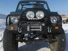 Suzuki Samurai Front Winch Bumper