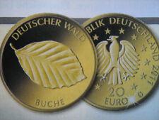 20 Euro Goldmünze 2011 J Deutschland