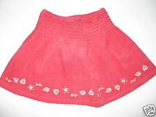 NWT Janie & Jack Rich Coziness Corduroy Skirt 12-18