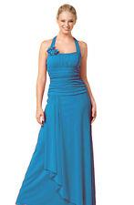 Women New Halter Style Cocktail Prom Dress Womens Long Dresses S M L XL XXL nwt