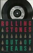 """Rolling Stones - Out of Tears (1994)  UK  7"""""""