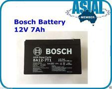 Battery BOSCH for Security Alarm System NESS Hills 12V 7Ah Battery