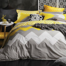 Logan & Mason Doona Duvet Quilt Cover Set Single Double Queen King Bed-MARLEY