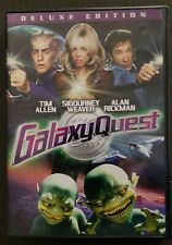 Galaxy Quest (Dvd, Deluxe Edition) Tim Allen 1999