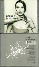 CD - ZAZIE : LA ZIZANIE / Inclus RUE DE LA PAIX